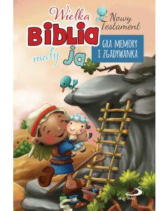 Gra memory i zgadywanka Nowy Testament - karty